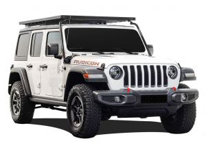 Jeep Wrangler JL 4 Door (2018-Current) Extreme Roof Rack Kit - by Front Runner