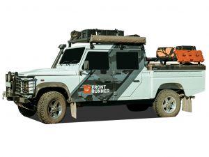 Land Rover Defender 110/130 (1983-2016) Dachträger Kit (Half-Size Plattform) - Front Runner Slimline II