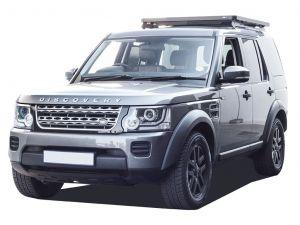 Land Rover Discovery LR3/LR4 Slimline II 3/4 Roof Rack Kit - by Front Runner