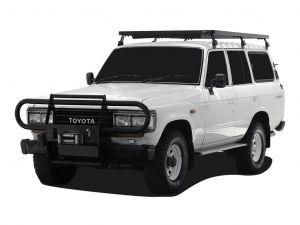 Toyota Land Cruiser 60 Slimline II Roof Rack Kit / Tall - by Front Runner