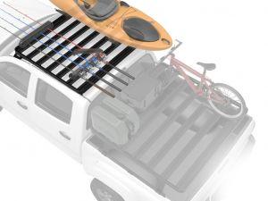Land Rover Defender Bakkie Slimline II Roof Rack Kit - by Front Runner