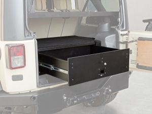 Jeep Wrangler JKU 4-Door (2007-Current) Drawer Kit - by Front Runner