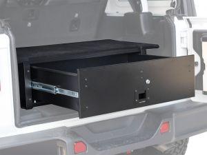 Ladesysteem voor een Jeep Wrangler JL (2017-heden) – Front Runner