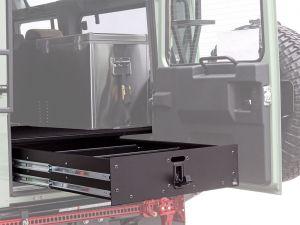 Ladesysteem voor een Land Rover Defender 2.4/Suzuki Jimny – van Front Runner