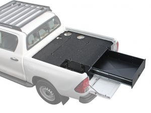 Toyota Hilux Revo DC (2016-Current) Touring Drawer Kit - by Front Runner