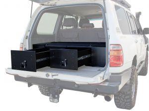 Toyota Land Cruiser 100 Drawer Kit - by Front Runner