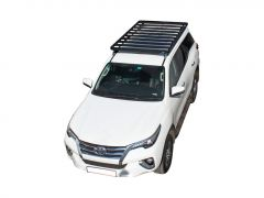 Toyota Fortuner (2016-Current) Slimline II Roof Rack Kit - by Front Runner
