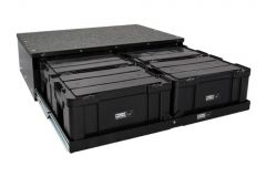 4 Cub Box Drawer (Wide) - by Front Runner
