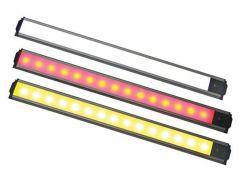 Aluminium Tri Colour LED Lights - by LUMENO