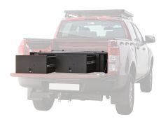 Ford Ranger T6 DC Drawer Kit - by Front Runner