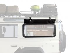 Front Runner Gullwing Window - Aluminium / Land Rover Defender