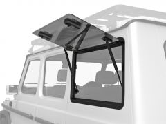 Front Runner Left Hand Side Gullwing Window - Glass / Mercedes Benz Gelandewagen