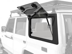 Front Runner Left Hand Side Gullwing Window - Glass / Toyota Land Cruiser 70