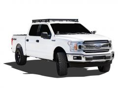 Ford F150 Crew Cab Slimline II Roof Rack Kit