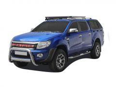Ford Ranger Roof Rack (Full Cargo Rack Foot Rail Mount) - Front Runner Slimline II