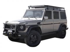 Mercedes G Class Roof Rack Gelandewagen ( Full Cargo Rack - Tall ) - Front Runner Slimline II
