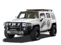 Hummer H3 Roof Rack (Full Cargo Rack - Tall) - Front Runner Slimline II