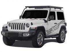 Baca de techo Extrema para Jeep Wrangler JL de 2 puertas (2018-actual) – de Front Runner