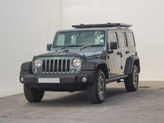 Jeep Wrangler JKU4Door(2007-Curr) Slimline II