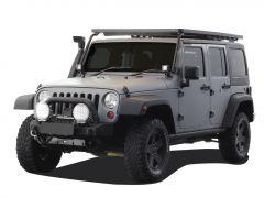 Jeep Wrangler JK 4 Door (2007-2018) Extreme Roof Rack Kit - by Front Runner