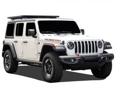 Jeep Wrangler JL 4 Door (2018-Current) Extreme 1/2 Roof Rack Kit - by Front Runner