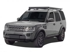 Land Rover LR3 & LR4 Discovery Roof Rack (Full Cargo Rack Foot Rail Mount) - Front Runner Slimline II