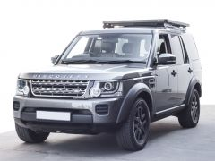 Land Rover LR3 & LR4 Discovery Roof Rack (Half Cargo Rack Foot Rail Mount w/Table Opening) - Front Runner Slimline II