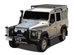 Land Rover Defender 110 Roof Rack (3/4 Cargo Rack) - Front Runner Slimline II
