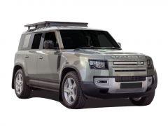 Land Rover New Defender 110 w/OEM Tracks Slimline II Roof Rack Kit - by Front Runner