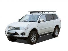 Mitsubishi Pajero Sport Roof Rack (Full Cargo Rack - Tall) -Front Runner Slimline II