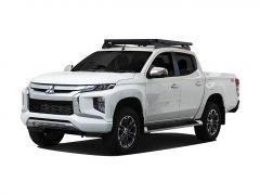 Mitsubishi Triton/L200 / 5th Gen (2015-Current) Slimline II Roof Rack Kit - by Front Runner