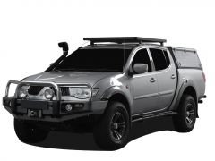Mitsubishi Triton Roof Rack (Full Cargo Rack - Tall) - Front Runner Slimline II