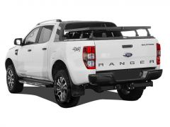 Ford Ranger Wildtrak (2014-Current) Roll Top Slimline II Load Bed Rack Kit - by Front Runner