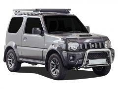 Suzuki Jimny Roof Rack (Full Cargo Rack - Foot Rail w/ Table Openings) - Front Runner Slimline II