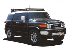 Toyota FJ Cruiser Roof Rack (Full Cargo Rack Foot Rail Mount) - Front Runner Slimline II