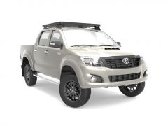 Toyota Hilux Roof Rack 2005-2015 (Full Cargo Rack Foot Rail Mount) - Front Runner Slimline II