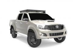 Toyota Hilux Roof Rack 2005-2015 (Full Cargo Rack Foot Rail Mount) - Front Runner Slimline II
