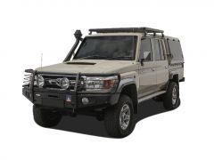 Toyota Land Cruiser Pick-Up Double Cab Roof Rack (Full Cargo Rack) - Front Runner Slimline II