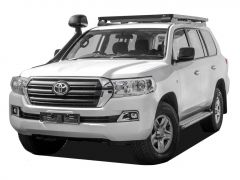 Toyota Land Cruiser 200 Roof Rack (Full Cargo Rack Foot Rail Mount) - Front Runner Slimline II