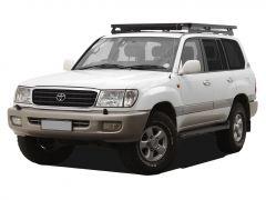 Toyota Land Cruiser 100 Roof Rack (Full Cargo Rack Foot Rail Mount) - Front Runner Slimline II