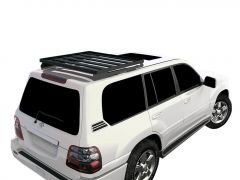 Toyota Land Cruiser 100 Roof Rack (Half Cargo Rack Foot Rail Mount) - Front Runner Slimline II