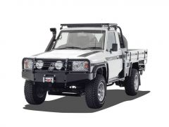 Toyota Land Cruiser SC Bakkie Slimline II Roof Rack Kit - by Front Runner