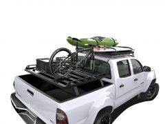 Toyota Tacoma Pick-Up Truck Cargo Bed Rack Kit (2005+/ Factory Rail Mount) - Front Runner Slimline II