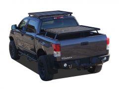 Toyota Tundra  Pick-Up Truck Cargo Bed Rack Kit (DC 4-Door 2007+) Front Runner Slimline II