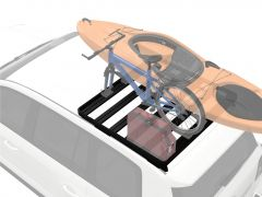 Lexus GX470 Roof Rack (Half Cargo Rack Foot Rail Mount) - Front Runner Slimline II