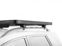 Mitsubishi Pajero SWB (2006-Current) Slimline II Roof Rail Rack Kit - by Front Runner