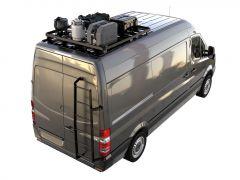 Dodge Sprinter Van (2007-Current) Slimline II 1/4 Roof Rack Kit - by Front Runner