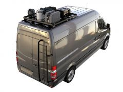 Freightliner Sprinter Van (2007-heden) Slimline II 1/4 bagagerek Kit - Front Runner