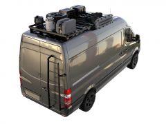 Dodge Sprinter Van (2007-Current) Slimline II 1/2 Roof Rack Kit - by Front Runner