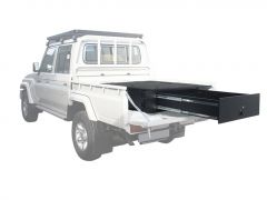 Toyota Land Cruiser 79 DC Touring Drawer Kit - by Front Runner